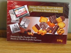 40_ boîte de biscuits de luxe